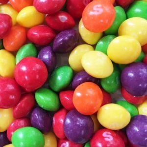 Onweerstaanbare snoepdrang